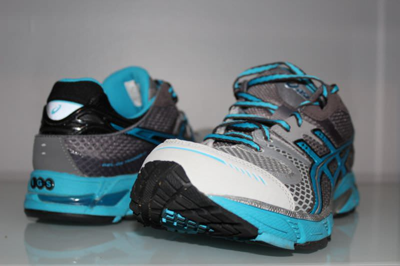 Asics DS Trainer 17 Running Shoes-2