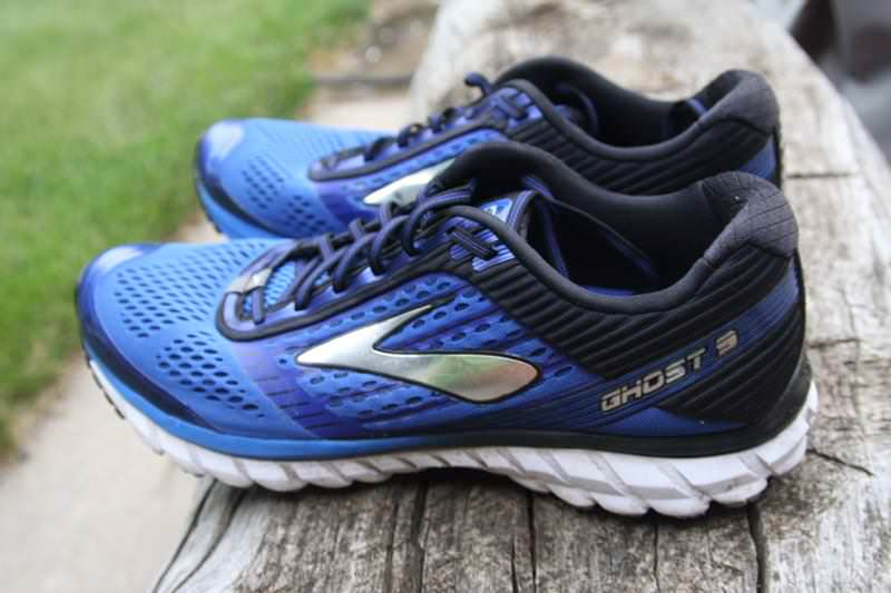 Brooks Ghost 9-2