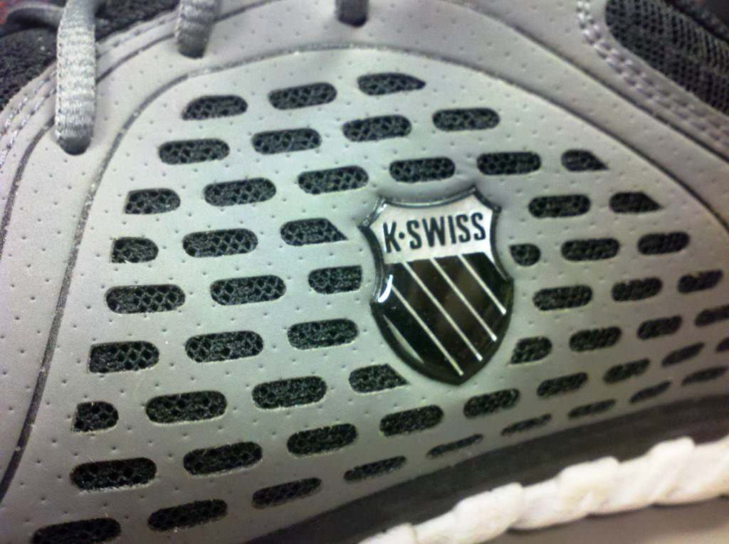 K-Swiss -Swiss Blade Foot Run Running Shoes-2