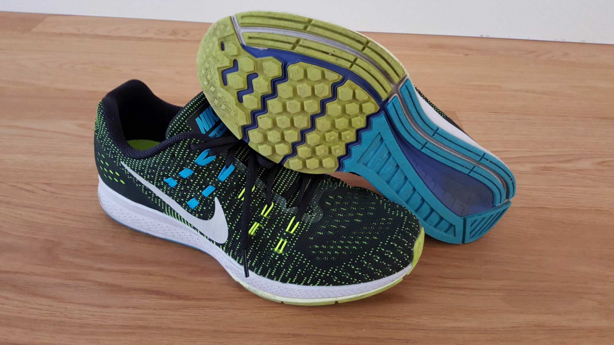 Nike Zoom Structure 19-2