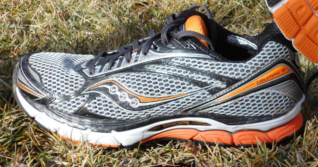 Saucony Powergrid Triumph 9 Running Shoes-2